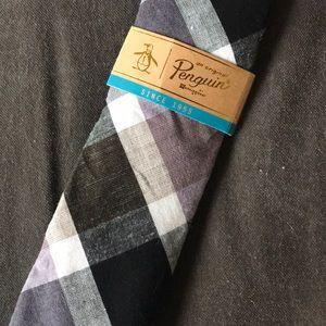 Young Men's Penguin Tie NWT